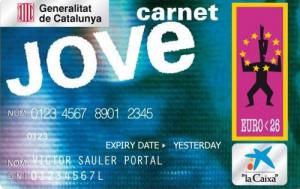 Carnet Jove - Expires Yesterday